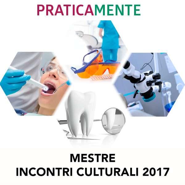 INCONTRI CULTURALI MESTRE 2017