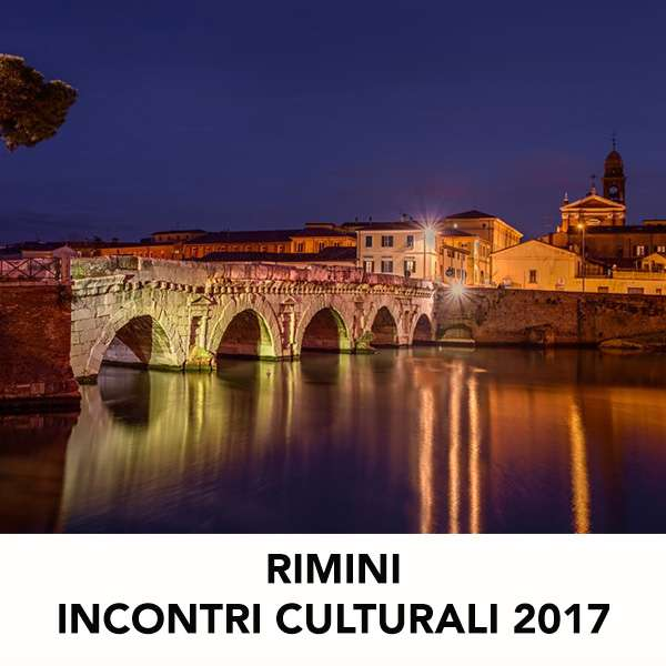 INCONTRI CULTURALI I.RES RIMINI 2017