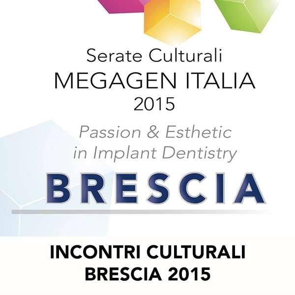 INCONTRI CULTURALI BRESCIA 2015