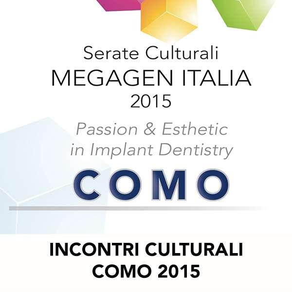 INCONTRI CULTURALI COMO 2015