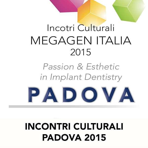 INCONTRI CULTURALI PADOVA 2015