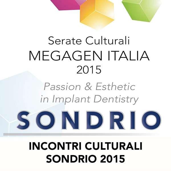 INCONTRI CULTURALI SONDRIO 2015