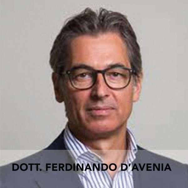 Serata culturale Dott. Ferdinando D'Avenia