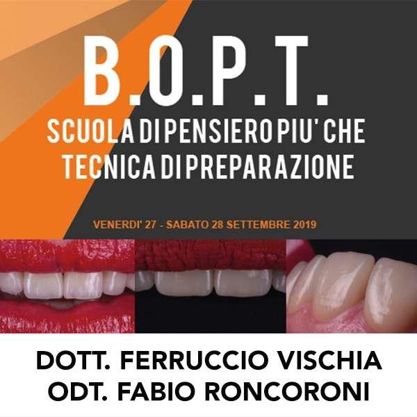 B.O.P.T. – SCUOLA DI PENSIERO PIU' CHE TECNICA DI PREPARAZIONE