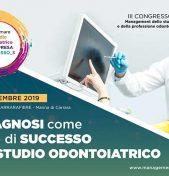 LA DIAGNOSI COME CHIAVE DI SUCCESSO DELLO STUDIO ODONTOIATRICO