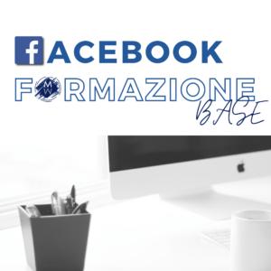 FACEBOOK FORMAZIONE BASE: Come promuovere il tuo studio