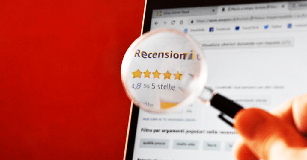 ricerca recensioni